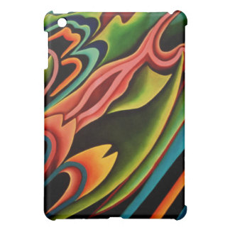 Abstract Tropical Case For The iPad Mini