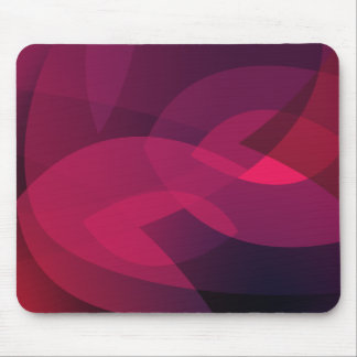 Abstract Tulip Mouspad Mouse Pad