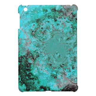Abstract Turquoise iPad Mini Case