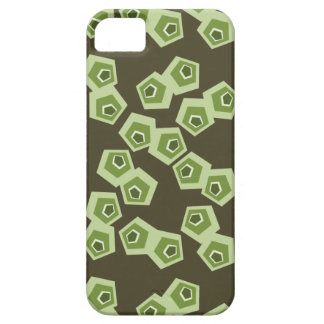 Abstract Turtle Shell Phone Case iPhone 5 Covers