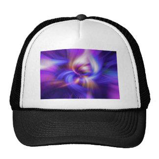 abstract twirls 1.jpg trucker hat