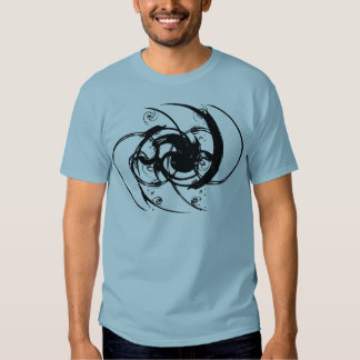 Abstract Twist T-Shirt