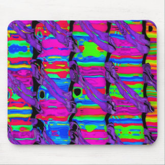 abstract ty66 mouse pad