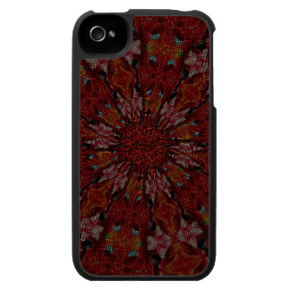 Abstract unique art case for the iPhone 4