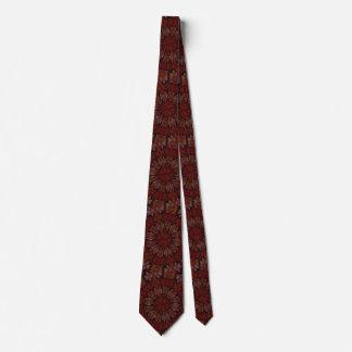 Abstract unique art tie