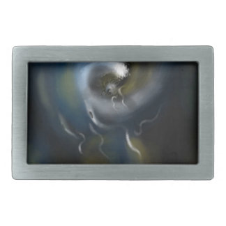 abstract unknown belt buckle