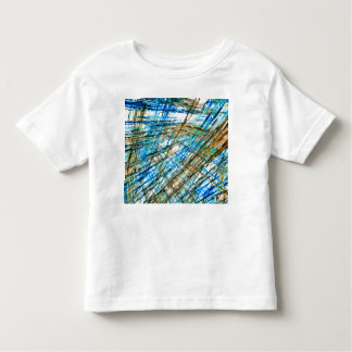 Abstract Unrest Toddler T-shirt