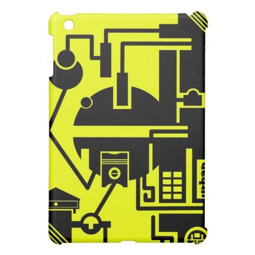 abstract urban 03 iPad mini covers