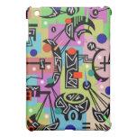 abstract urban 15 iPad mini case