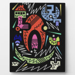 abstract urban 16 photo plaques