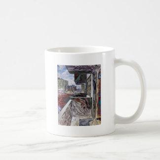Abstract Urban Structure Mug