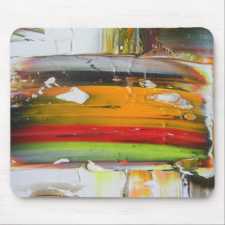 abstract - URBAN VISION Mouse Pad