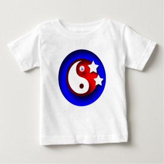 Abstract USA Baby T-Shirt