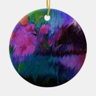 abstract vanity ceramic ornament