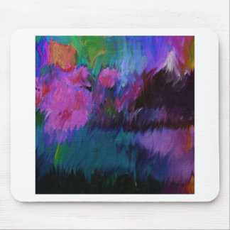 abstract vanity mouse pad