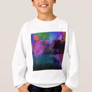 abstract vanity sweatshirt