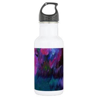 abstract vanity water bottle