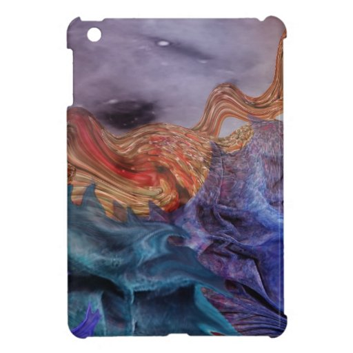 Abstract Vegetables Case For The iPad Mini