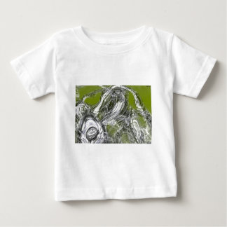 Abstract Vibration Infant T-shirt
