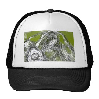 Abstract Vibration Trucker Hat