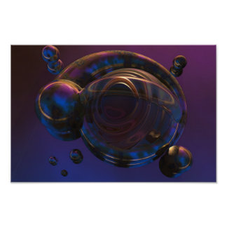 Abstract View Posters