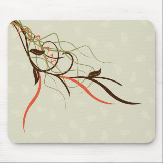 Abstract - Vines Mouse Pad