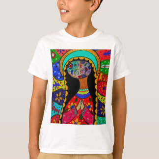 ABSTRACT VIRGIN GUADALUPE T-Shirt