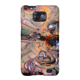 Abstract Void Galaxy S2 Case