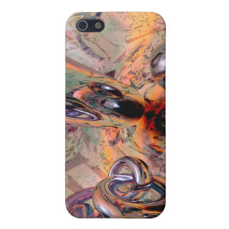 Abstract Void iPhone SE/5/5s Cover