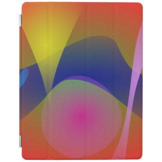 Abstract Volcano iPad Cover