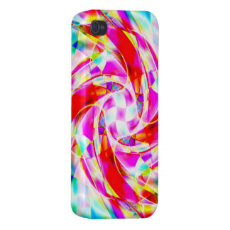 Abstract Volleyball Case For iPhone 4