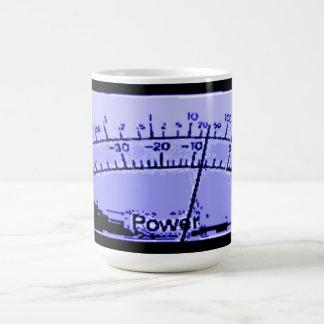 Abstract VU meter Coffee Mug