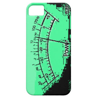 Abstract VU meter iPhone SE/5/5s Case