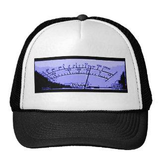 Abstract VU meter Trucker Hat