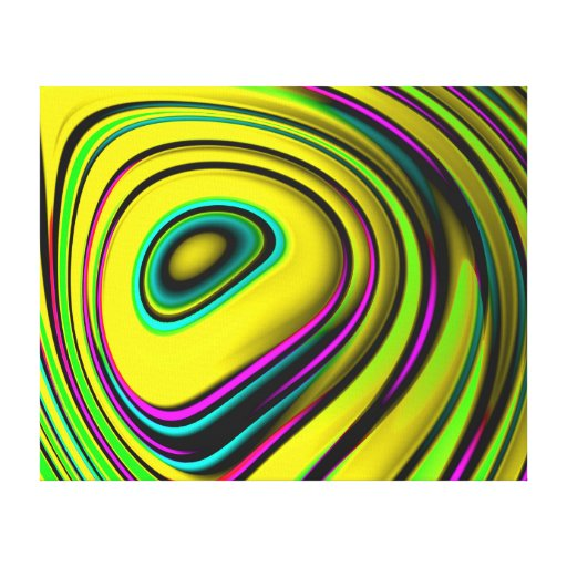 Abstract Wall Art - The Great Eye