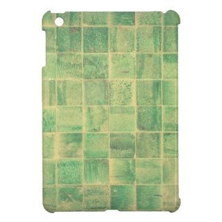 Abstract wall iPad mini case