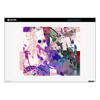 abstract wallaper pink decals for laptops