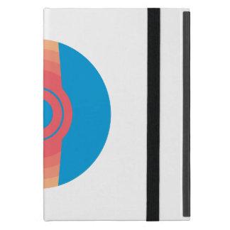 Abstract Watch iPad Mini Cover