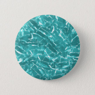 Abstract Water Design Pinback Button
