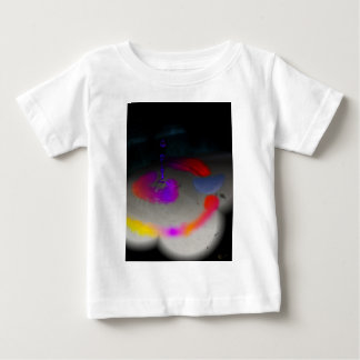 Abstract Water Drop T Shirt
