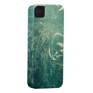 Abstract Water Photo Texture iPhone 4/4S Case