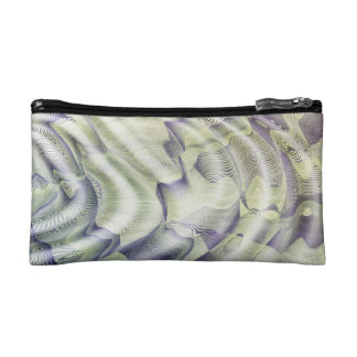 Abstract Water Ripples Cosmetic Bag
