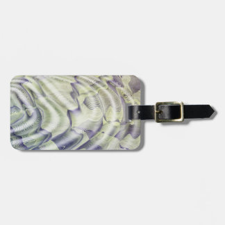 Abstract Water Ripples Luggage Tag