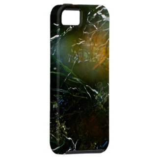 ABSTRACT WATER WORLD FANTASY DESIGN iPhone 5 COVER