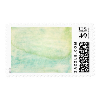 Abstract  watercolor background 2 postage