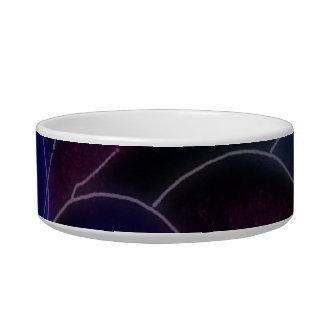 Abstract watercolor bowl