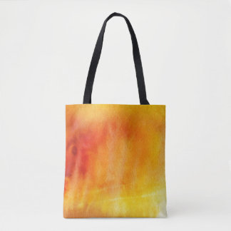 Abstract watercolor hand painted background 19 tote bag