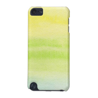 Abstract watercolor hand painted background 2 iPod touch (5th generation) cover