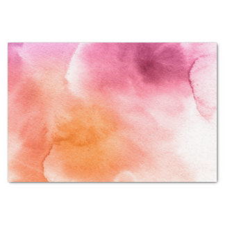 Watercolor Tissue Paper
