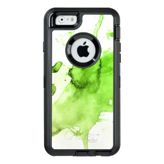 Abstract watercolor hand painted background 3 3 OtterBox iPhone 6/6s case